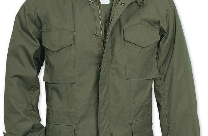 Vojaske jakne