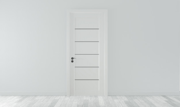 bela notranja vrata