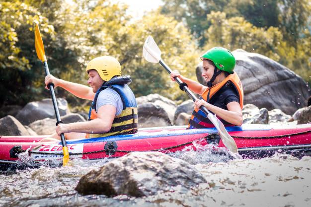 Bovec rafting
